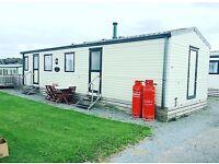 Private sale static caravan for sale ocean edge holiday park Lancaster Morecambe 12 month season