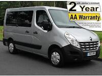 2013(13) RENAULT MASTER 2.3 DCi AUTO CHAIRLIFT WHEELCHAIR ACCESSIBLE VEHICLE