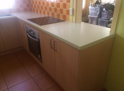 Oven, Kitchen Cabinet & Security Screen Dr (Sale goes 2 donation ...