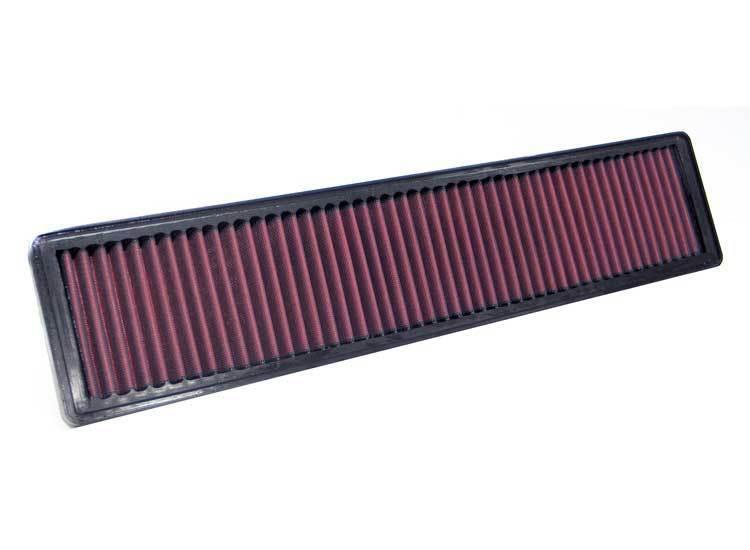 K/&N Panel Air Filter FOR PORSCHE 944 33-2640