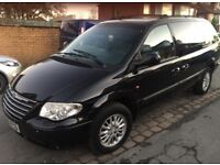 Chrysler grand voyager 2.8 limted edition 2005 mpv £2495
