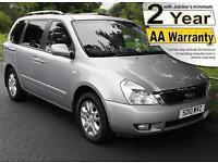 2010(10) KIA SEDONA 2.2 CRDi 3 LIBERTY AUTO LOW FLOOR WHEELCHAIR ACCESSIBLE