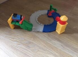 My First Thomas the Tank Engine Track Set