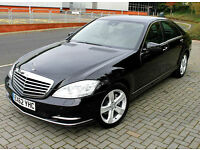 2013(62) MERCEDES BENZ S CLASS S350 CDi BLUETEC SALOON AUTO ~ 2 YEAR WARRANTY