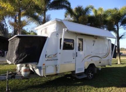 Wanted: Wanting to hire Jayco 16.49 Expanda over Christmas