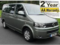 2011(11) VOLKSWAGEN CARAVELLE 2.0 TDi SE DSG AUTO SIDE ENTRY WHEELCHAIR ACCESS
