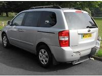 2007(07) KIA SEDONA CRDi GS LIBERTY LOW FLOOR WHEELCHAIR ACCESSIBLE VEHICLE