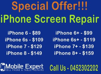 iPhone and iPad Repair in Brisbane From $89 | Mobile Expert