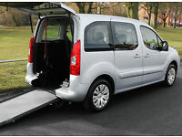 2011(60) CITROEN BERLINGO 1.6 HDi MULTISPACE VTR WHEELCHAIR ACCESSIBLE VEHICLE