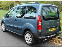 2012(61) CITROEN BERLINGO 1.6 HDi MULTISPACE XTR LOW FLOOR WHEELCHAIR ACCESSIBLE