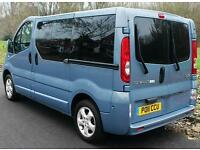 2011(11) RENAULT TRAFIC 2.0 DCi SPORT NAVIGATION WHEELCHAIR ACCESSIBLE VEHICLE