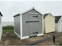 Beach hut at Felixstowe for hire