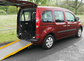 2012(12) RENAULT KANGOO 1.5 DCi EXPRESSION LOW FLOOR WHEELCHAIR ACCESSIBLE