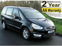 2012(61) FORD GALAXY 2.0 TDCi ZETEC WHEELCHAIR ACCESSIBLE ~ BRAND NEW CONVERSION