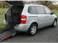 2011(60) KIA SEDONA 2.2 CRDi 1 LIBERTY LOW FLOOR WHEELCHAIR ACCESSIBLE VEHICLE
