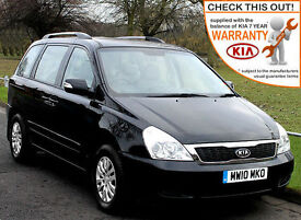 2010(10) KIA SEDONA 2.2 CRDi 1 LIBERTY WHEELCHAIR ACCESSIBLE ~ NEW CONVERSION