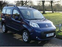 2010 FIAT QUBO 1.3D SIRUS SWITCH DRIVE FROM OR UP FRONT AUTO WHEELCHAIR ACCESS