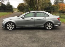 Mercedes benz C220 Cdi Sport BREAKING