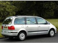2002(02) SEAT ALHAMBRA 2.0 LIBERTY S LOW FLOOR WHEELCHAIR ACCESSIBLE VEHICLE