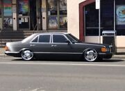 Airbagged custom mercedes 280se North Richmond Hawkesbury Area Preview