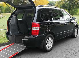 2011(60) KIA SEDONA 2.2 CRDi 3 LIBERTY AUTO WHEELCHAIR ACCESSIBLE VEHICLE