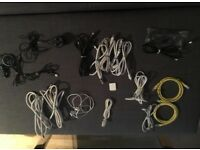 Lots of cables! All as a package for just £8!