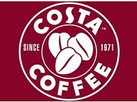 Costa Coffee - Full time and part time barista positions
