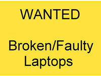 Cash for your Faulty Laptops ! Free pick up, Hull only ! up to £30