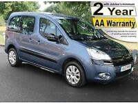 2013(13) CITROEN BERLINGO 1.6 HDi + SPECIAL EDITION UP FRONT WHEELCHAIR ACCESS