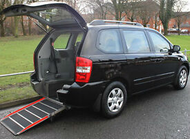 2008(08) KIA SEDONA CRDi GS JUBILEE LIBERTY DISABLED WHEELCHAIR ACCESSIBLE