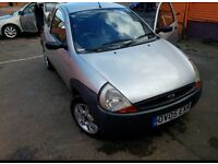 Ford Ka 2005 12Months mot Drives Excellant 115k Milage only