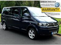 2014(14) VW CARAVELLE T5 SHUTTLE SE+ 2.0 TDi 140 LWB DSG AUTO WHEELCHAIR ACCESS