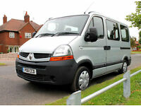2011(11) RENAULT MASTER 2.5 DCi WHEELCHAIR ACCESSIBLE VEHICLE ~ AIRCON ~ 4 SEATS