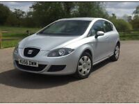 2006 Seat Leon Reference 1,6 litre 5dr