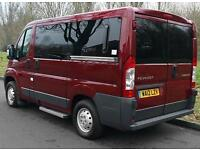 2012(12) PEUGEOT BOXER 2.2 HDi CHAIRLIFT WHEELCHAIR ACCESSIBLE VEHICLE
