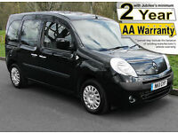 2011(11) RENAULT KANGOO 1.5 DCi EXPRESSION WHEELCHAIR ACCESSIBLE ~ AIRCON