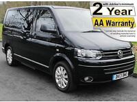 2013(13) VOLKSWAGEN CARAVELLE 2.0 TDi 140 EXECUTIVE CHAIRLIFT WHEELCHAIR ACCESS