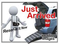 2012(61) SKODA ROOMSTER 1.6 TDi CR SCOUT LIBERTY LOW FLOOR WHEELCHAIR ACCESSIBLE