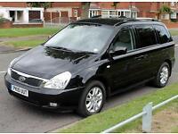 2010(10) KIA SEDONA 2.2 CRDi 3 LIBERTY AUTO LOW FLOOR WHEELCHAIR ACCESSIBLE