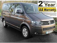 2013(13) VOLKSWAGEN CARAVELLE 2.0 TDi SE BLUEMOTION DSG AUTO WHEELCHAIR ACCESS