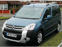 2011(60) CITROEN BERLINGO 1.6 HDi MULTISPACE XTR WHEELCHAIR ACCESSIBLE VEHICLE