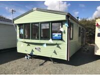 Static Caravan For Sale SITE FEES INCLUDED UNTIL END OF 2019 Sea Views North West 12 Month Park
