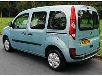 2012(61) RENAULT KANGOO 1.6 EXPRESSION AUTO LOW FLOOR WHEELCHAIR ACCESSIBLE