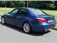 2009(09) BMW 520D 2.0 M SPORT SALOON ~ LEATHER ~ SATNAV ~ BLUETOOTH