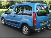 2011(11) CITROEN BERLINGO 1.6 HDi XTR MULTISPACE LOW FLOOR WHEELCHAIR ACCESSIBLE