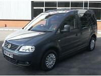 2011(60) VOLKSWAGEN CADDY 1.9 TDi LIFE SIRUS DRIVE FROM AUTO WHEELCHAIR ACCESS