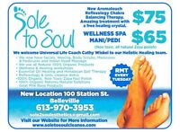 Holistic Healing Wellness Spa (all natural)