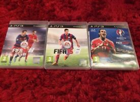 PS3 Football Games - Pre Owned