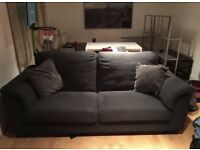 IKEA THREE SEATER TIDAFORS SOFA GREAT CONDITION CAN DELIVER