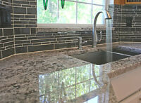 ***WE INSTALL ALL TILES & BACK SPLASH. THE BEST DEALS IN TOWN***